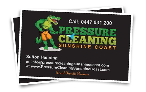 Contact Pressure Cleaning Sunshine Coast