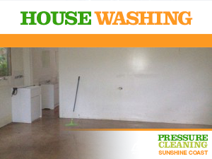 Pressure Cleaning Sunshine Coast - House Washing Services