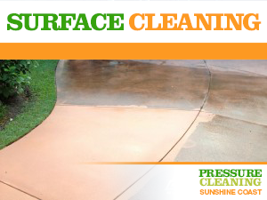 Pressure Cleaning Sunshine Coast - Surface Cleaning Services